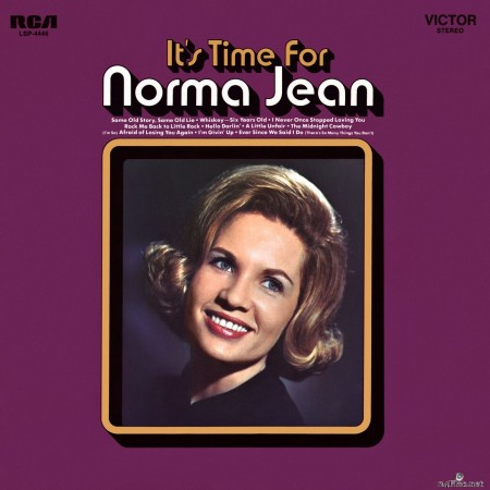 Norma Jean - It's Time For Norma Jean (2020) Hi-Res
