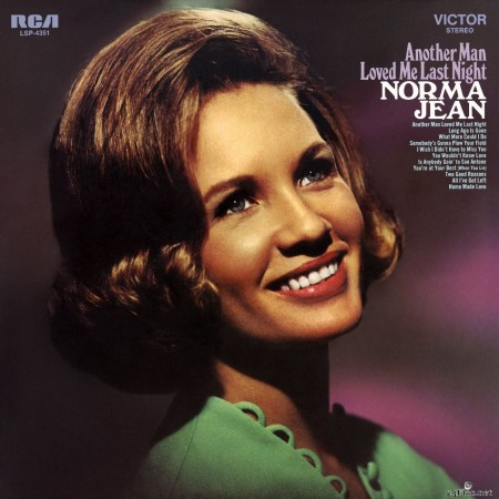 Norma Jean - Another Man Loved Me Last Night (2020) Hi-Res
