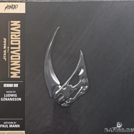 Ludwig Goransson - The Mandalorian: Chapter 1-8 (Original Score) (2019) [FLAC (tracks)]