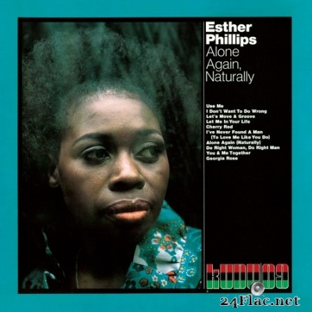 Esther Phillips - Alone Again, Naturally (1972/2017) Hi-Res