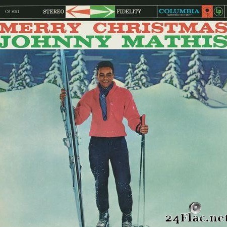 Johnny Mathis - Merry Christmas (1958) [FLAC (tracks)]