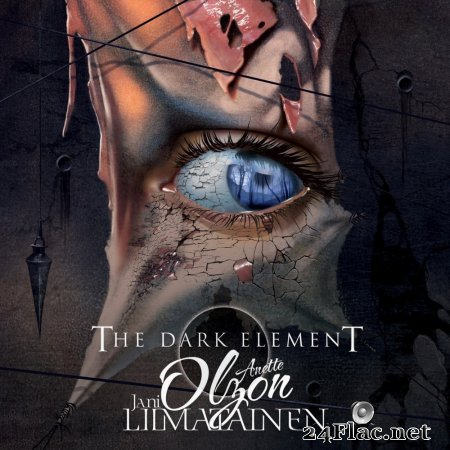 The Dark Element - The Dark Element (feat. Anette Olzon & Jani Liimatainen) (2017) [24bit Hi-Res] FLAC