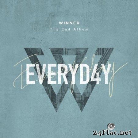 WINNER - EVERYDAY (2018) FLAC