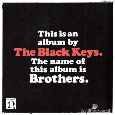 The Black Keys - Brothers (Deluxe Remastered Anniversary Edition) (2021) Hi-Res + FLAC