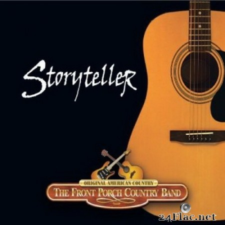The Front Porch Country Band - Storyteller (2021) FLAC