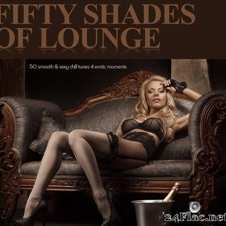 VA - Fifty Shades of Lounge - 50 Smooth & Sexy Chill Tunes 4 Erotic Moments (2015) [FLAC (tracks)]