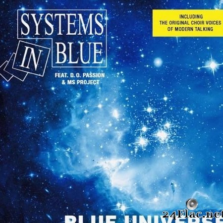 Systems In Blue - Blue Universe (2020) [FLAC (tracks)]