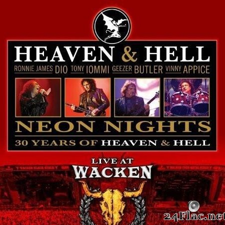 Heaven & Hell - Neon Nights: 30 Years of Heaven & Hell - Live at Wacken (2010) [FLAC (tracks + cue)]