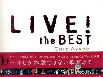 Chie Ayado ‎– Live! The Best (2011) [FLAC (tracks)]