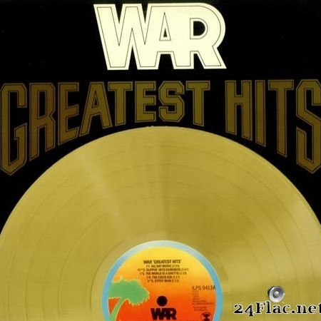 War - Greatest Hits (1976) [Vinyl] [FLAC (tracks)]