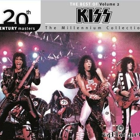 Kiss - The Millennium Collection - The Best of Kiss - Volume 2 (2004) [FLAC (image + .cue)]