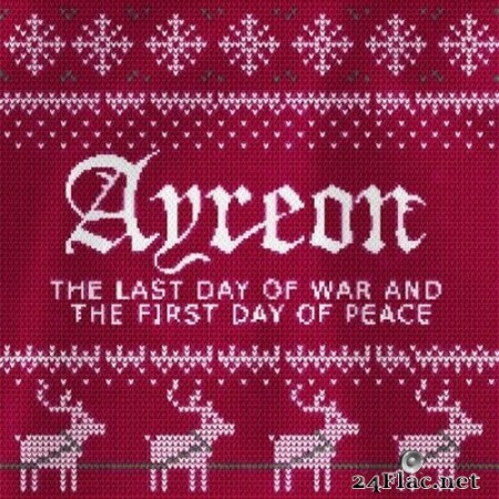 Ayreon - The Last Day Of War And The First Day Of Peace (2020) Hi-Res