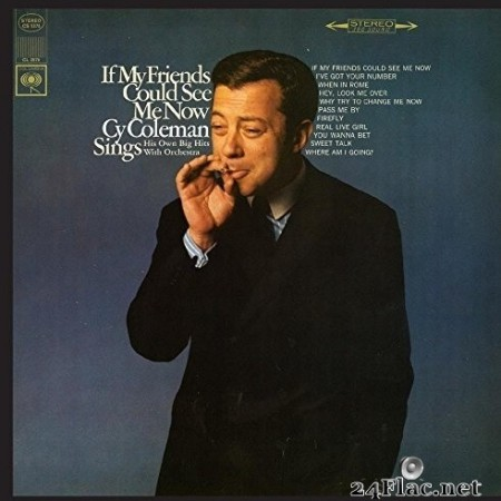 Cy Coleman - If My Friends Could See Me Now (1967) Hi-Res