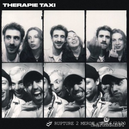 Therapie TAXI - Rupture 2 merde EP (2021) Hi-Res + FLAC