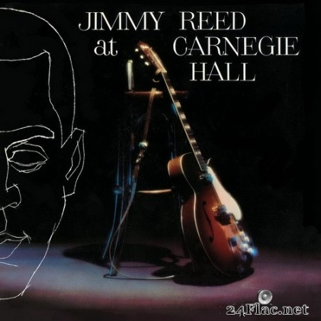 Jimmy Reed - Jimmy Reed At Carnegie Hall (1961/2014) SACD + Hi-Res