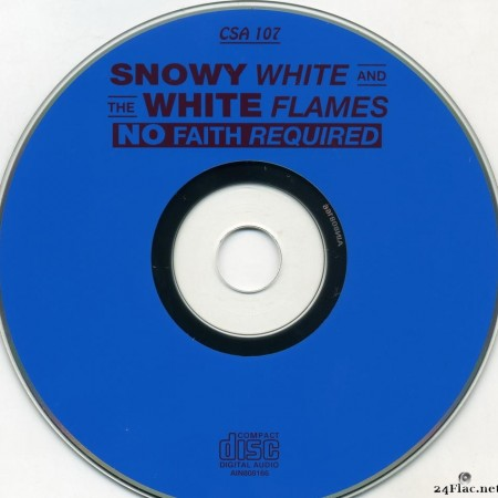 Snowy White & The White Flames - No Faith Required (1996) [FLAC (tracks + .cue)]