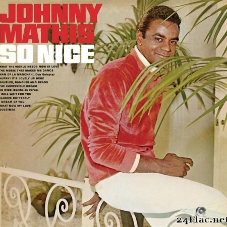 Johnny Mathis - So Nice (1966) [FLAC (tracks)]
