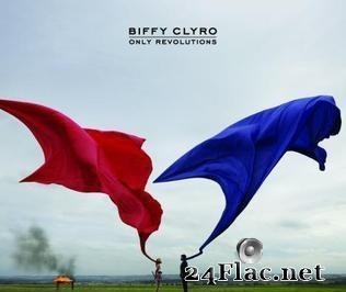Biffy Clyro ‎– Only Revolutions (2009) [FLAC (tracks + .cue)]
