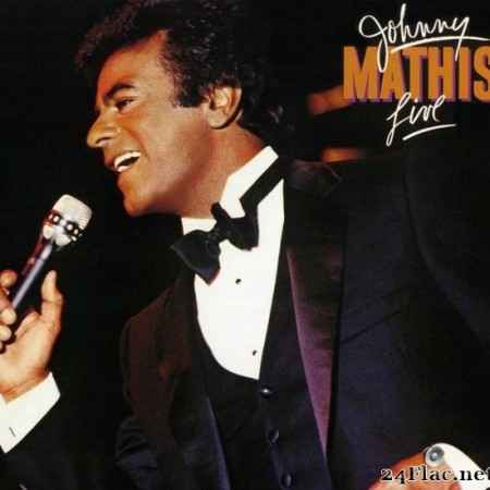 Johnny Mathis - Live (1984) [FLAC (tracks)]