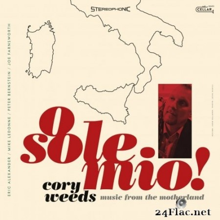 Cory Weeds - O Sole Mio! (2021) Hi-Res