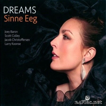 Sinne Eeg - Dreams (2017) SACD + Hi-Res