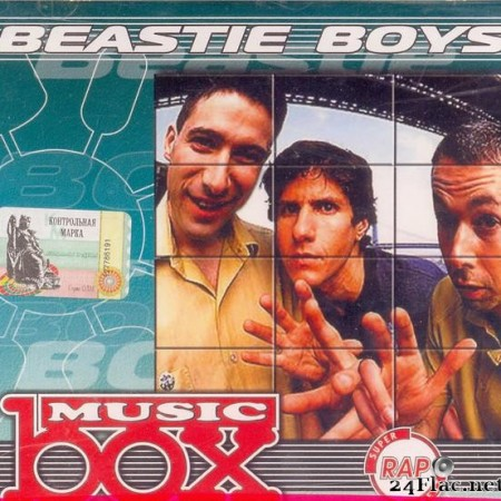 Beastie Boys - Music Box (2003) [FLAC (tracks + .cue)]