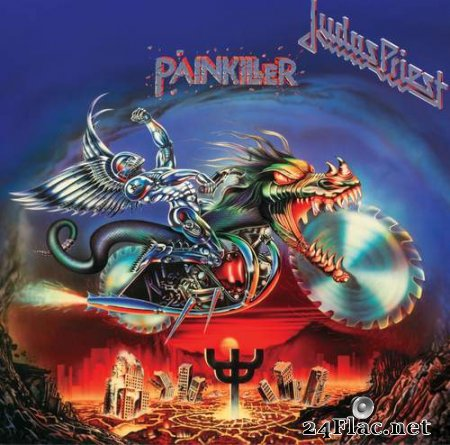 Judas Priest - Painkiller (EU, Reissue) (1990, 2017) (24bit Hi-Res) FLAC (tracks)