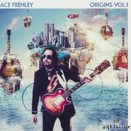 Ace Frehley - Origins Vol. 1 (2016) [FLAC (tracks + .cue)]