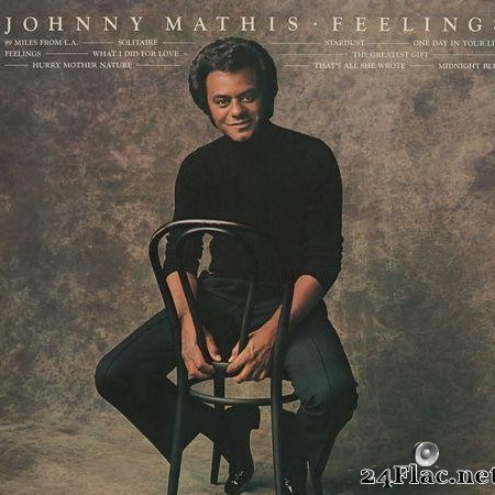 Johnny Mathis - Feelings (1975) [FLAC (tracks)]