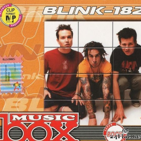 Blink-182 - Music Box (2002) [FLAC (tracks + .cue)]