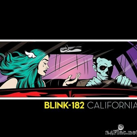 Blink-182 - California (Deluxe Edition) (2017) [FLAC (tracks + .cue)]