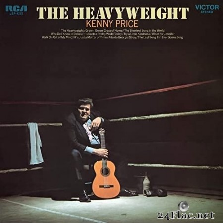 Kenny Price - The Heavyweight (1970/2021) Hi-Res