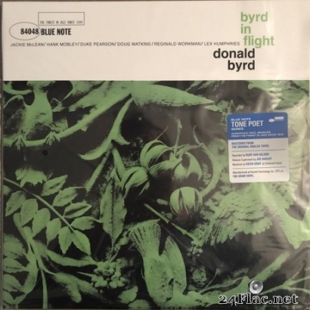 Donald Byrd - Byrd in Flight (1960/2021) Vinyl
