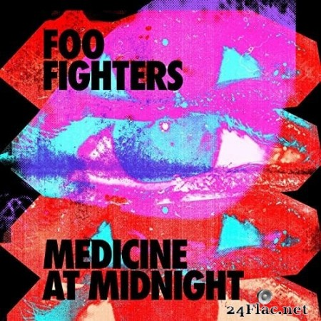 Foo Fighters - Medicine At Midnight (2021) FLAC