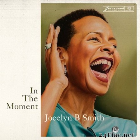 Jocelyn B. Smith - In The Moment (2016) SACD + Hi-Res