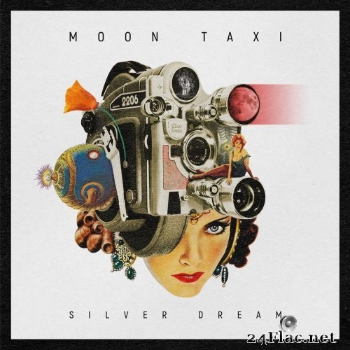 Moon Taxi - Silver Dream (2021) Hi-Res