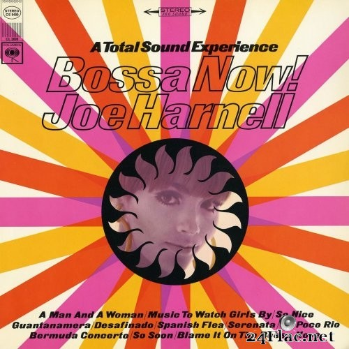 Joe Harnell - Bossa Now! A Total Sound Experience (1967) Hi-Res
