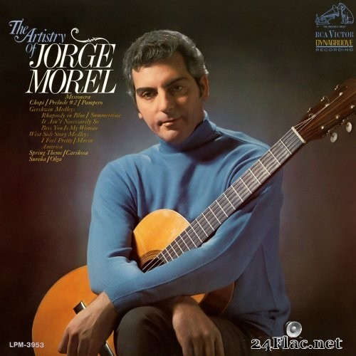 Jorge Morel - Artistry of Jorge Morel (1968) Hi-Res