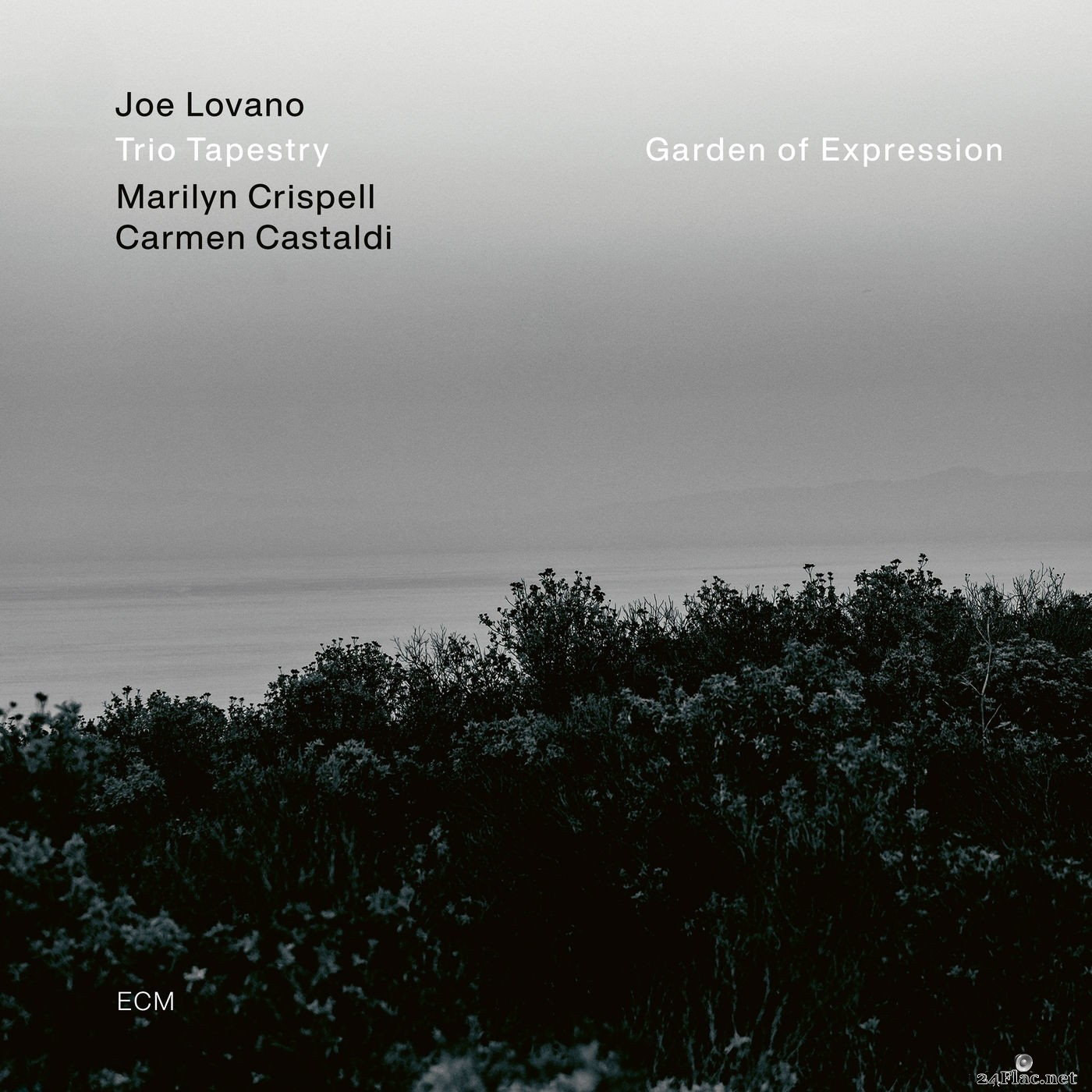 Joe Lovano - Garden of Expression (2021) Hi-Res