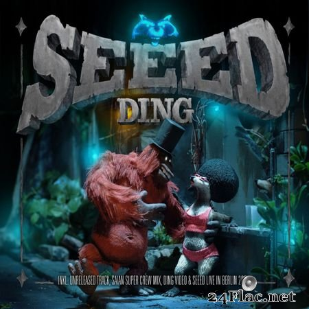 Seeed - ding (2005) FLAC