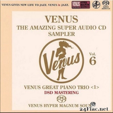 VA - Venus The Amazing Super Audio CD Sampler Vol.06 (2015) SACD + Hi-Res