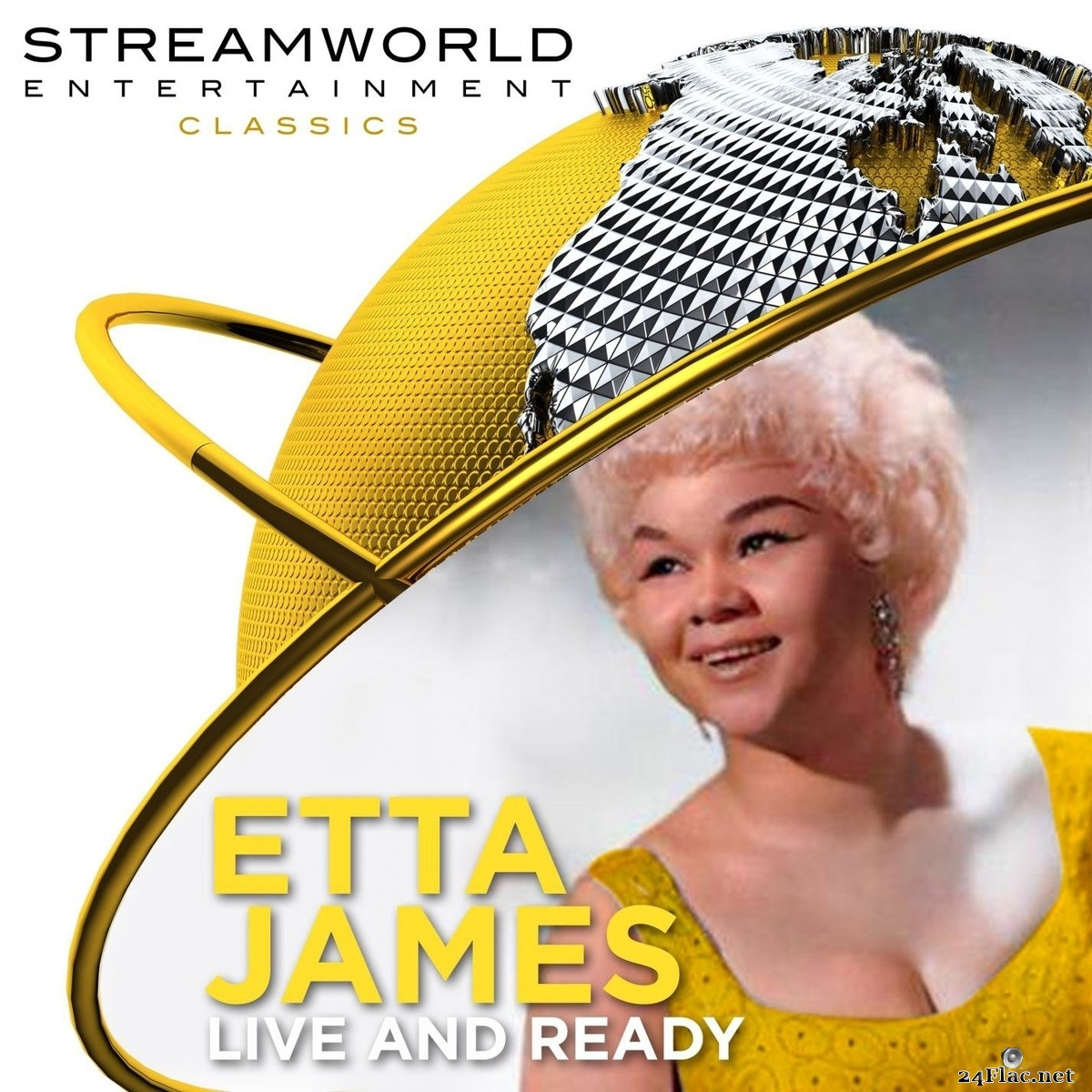 Etta James - Etta James Live And Ready (2021) FLAC