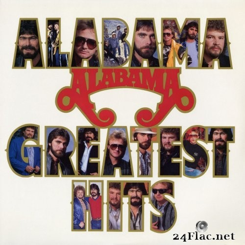 Alabama - Greatest Hits (1986/2016) Hi-Res