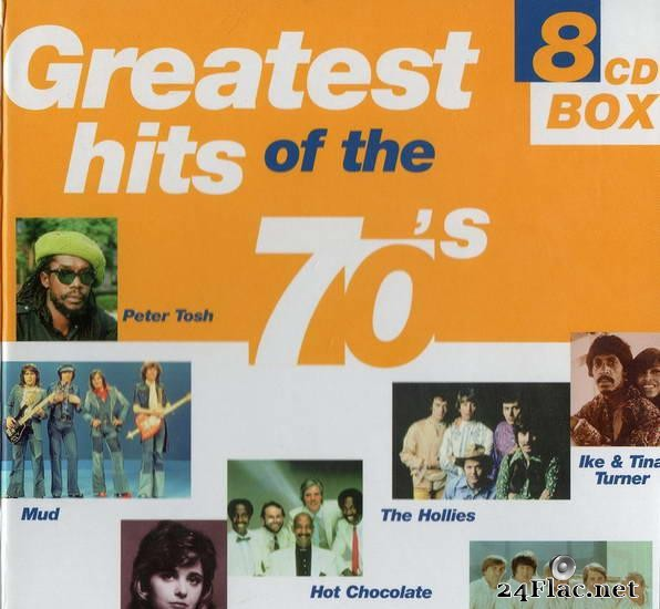VA - Greatest Hits Of The 70's (2003) [FLAC (tracks + .cue)]