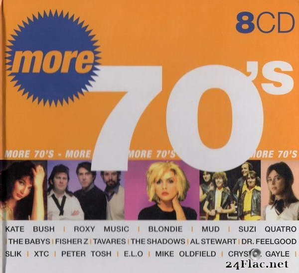 VA - More Greatest Hits Of The 70's (2005) [FLAC (tracks + .cue)]