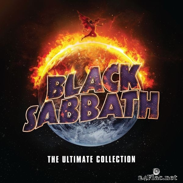 Black Sabbath - The Ultimate Collection (2016) Hi-Res
