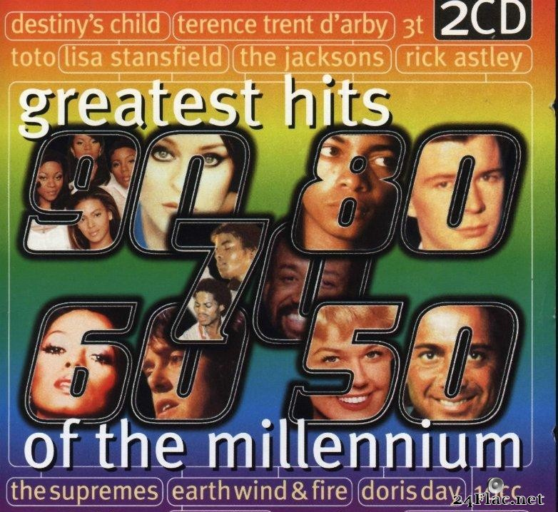 VA - Greatest Hits Of The Millennium (1999) [FLAC (tracks + .cue)]
