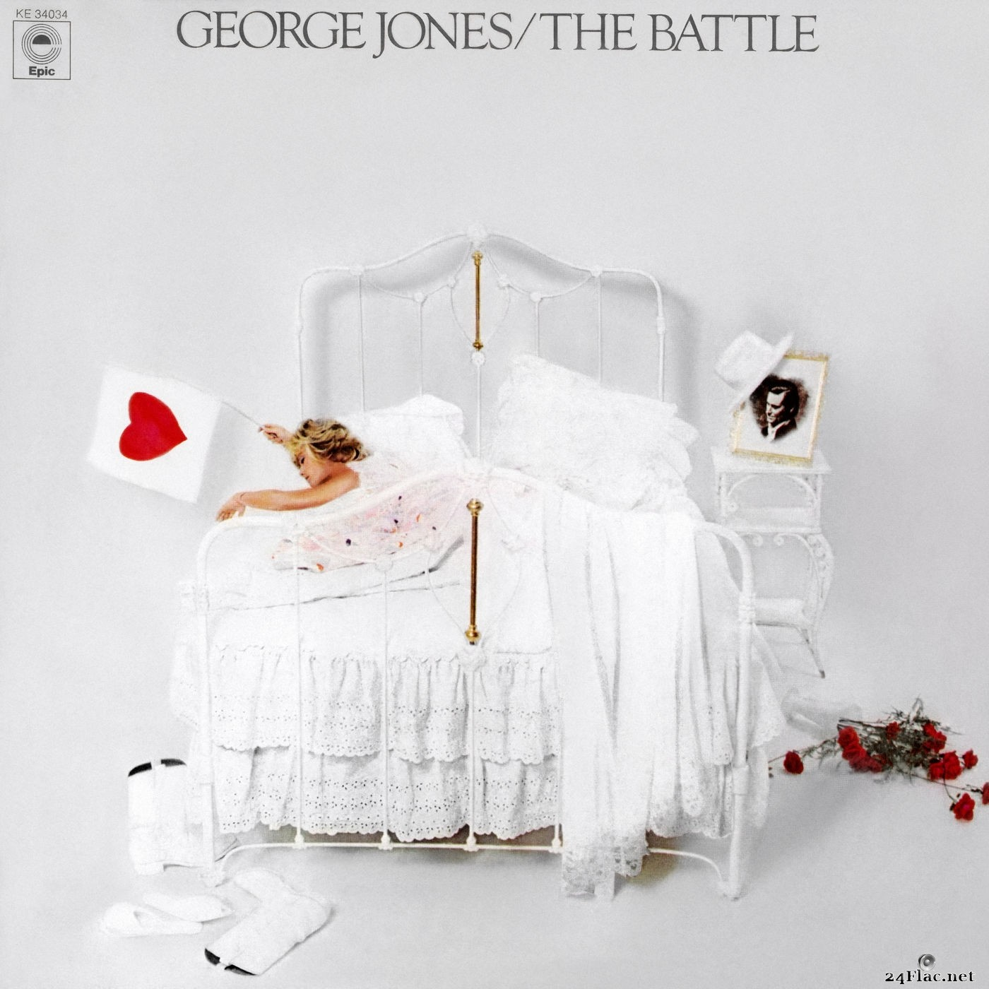George Jones - The Battle (2019) Hi-Res
