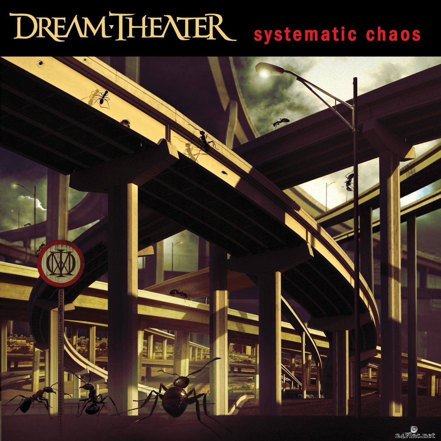 Dream Theater - Systematic Chaos (2014) Hi-Res