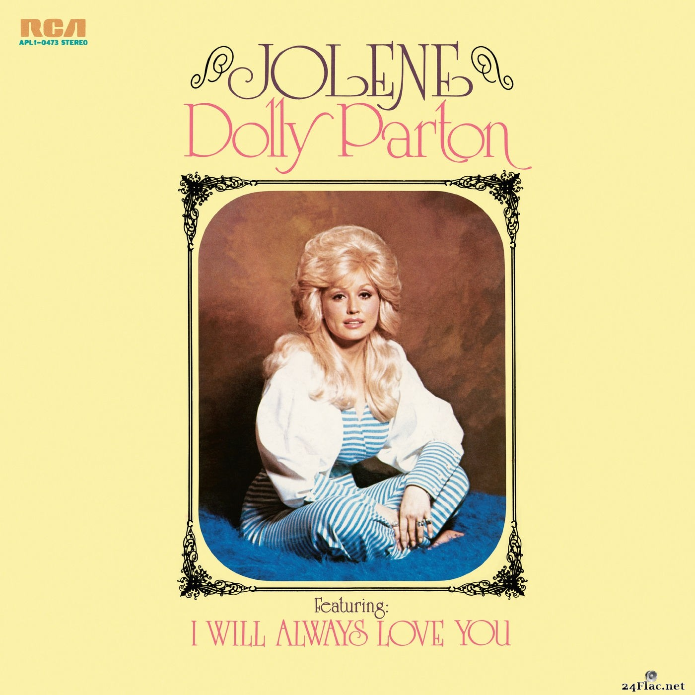 Dolly Parton - Jolene (2019) Hi-Res